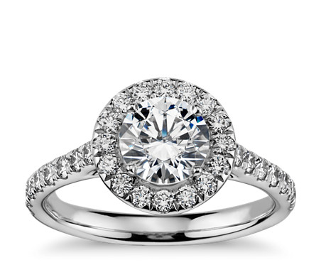 a round image rings ring and princess diamond style custom engagement
