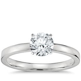 has matching band - Wedding Ring Setting