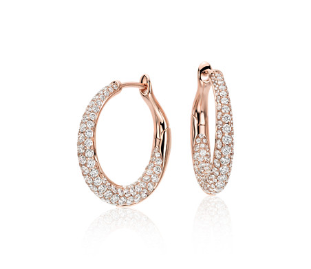 of white hof earrings picture hoop out hearts inside diamond product fire classic on gold