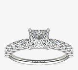 Luna Diamond Engagement Ring