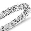 Luna Diamond Eternity Ring in Platinum (1 ct. tw.)