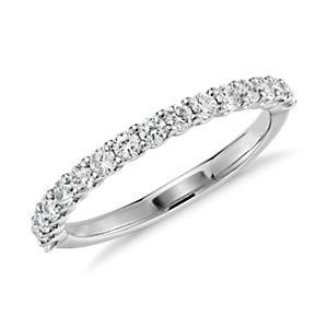 Luna Diamond Ring in 14k White Gold (1/3 ct. tw.)