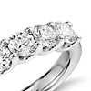 Luna Seven Stone Diamond Ring in Platinum (1 1/2 ct. tw.)