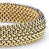 Mesh Bracelet in 14k Yellow Gold