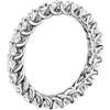 Monique Lhuillier Crown Diamond Eternity Ring in Platinum (1 ct. tw.)