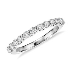 Monique Lhuillier Adoration Diamond Ring in Platinum (1/2 ct. tw.)