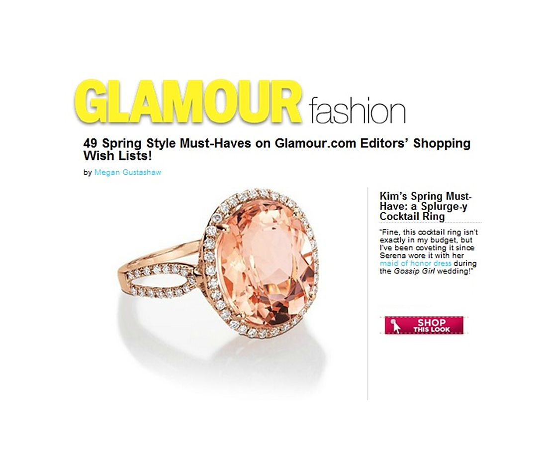 Glamour.com - Must-Have Styles from Glamour's Editors