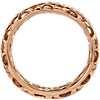 Mosaic Ring in 14k Rose Gold