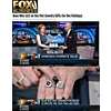 Anillo con micropavé de diamantes y zafiro presentado en Fox Business