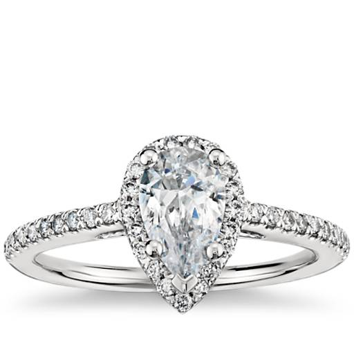 Build Your Own Engagement Ring Colored Diamonds