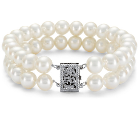 highland three by com original pearl highlandangel notonthehighstreet product bracelet strand angel