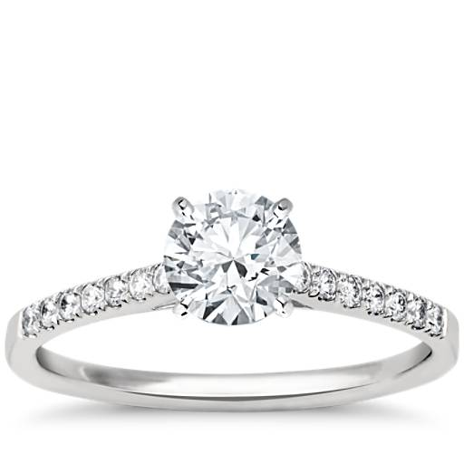 gold com rings details jamesallen platinum diamond engagement pave rnd stg four prong ring w