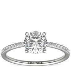 eebdbfad7 Build Your Own Engagement Ring® - Find Your Setting | Blue Nile