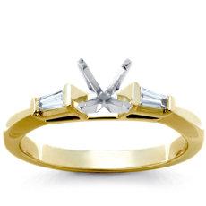 Blue Nile Graduated Milgrain Curved Diamond Band in 14k White Gold (1/10 ct. tw.) AE4Cr8
