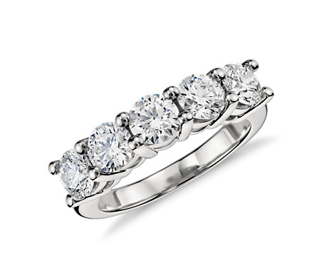 item listing il like stone en dainty ring diamonds rings five diamond this no band engagement