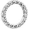 Blue Nile Signature Comfort Fit Diamond Eternity Ring in Platinum (4 ct. tw.)