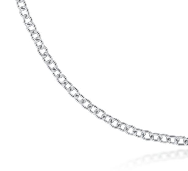 铂金缆绳状链