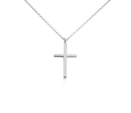 brand necklaces fashion prayer steel stainless item lovers bible cross necklace men gift pendants jewelry collier lemoer
