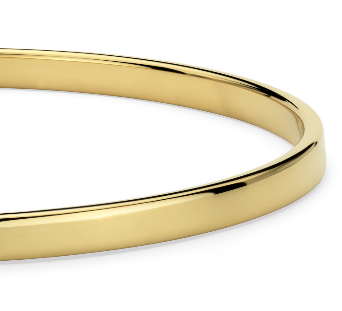 Bangle in Gold Vermeil