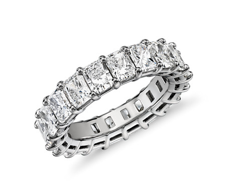 ctw radiant h engagement cut ring diamond