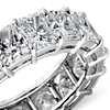 Radiant Cut Diamond Eternity Ring in Platinum (9.00 ct. tw.)