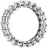 Radiant Cut Diamond Eternity Ring in Platinum (5 ct. tw.)