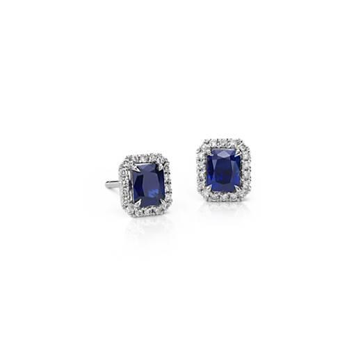 Pear Cut White Sapphire Engagement Rings
