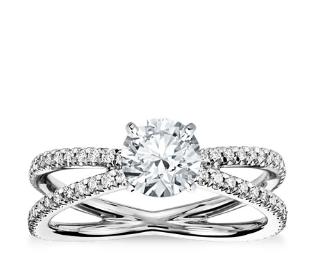simon grande collections g ring ben split diamond engagement shank rings style jewelers princess twist garelick cut