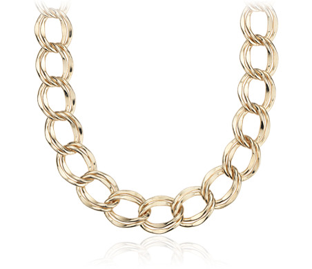 linked necklace orvanna grande products