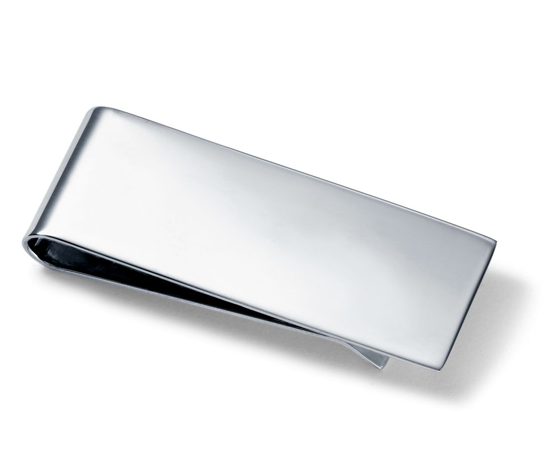 money clip silver sterling classic bluenile