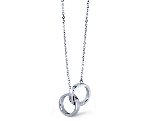 sheshops accessories intertwining love necklace rings necklaces