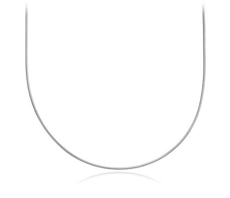 925 純銀 蛇鏈項鍊