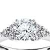 Traviata Diamond Engagement Ring in 14k White Gold (1/4 ct. tw.)