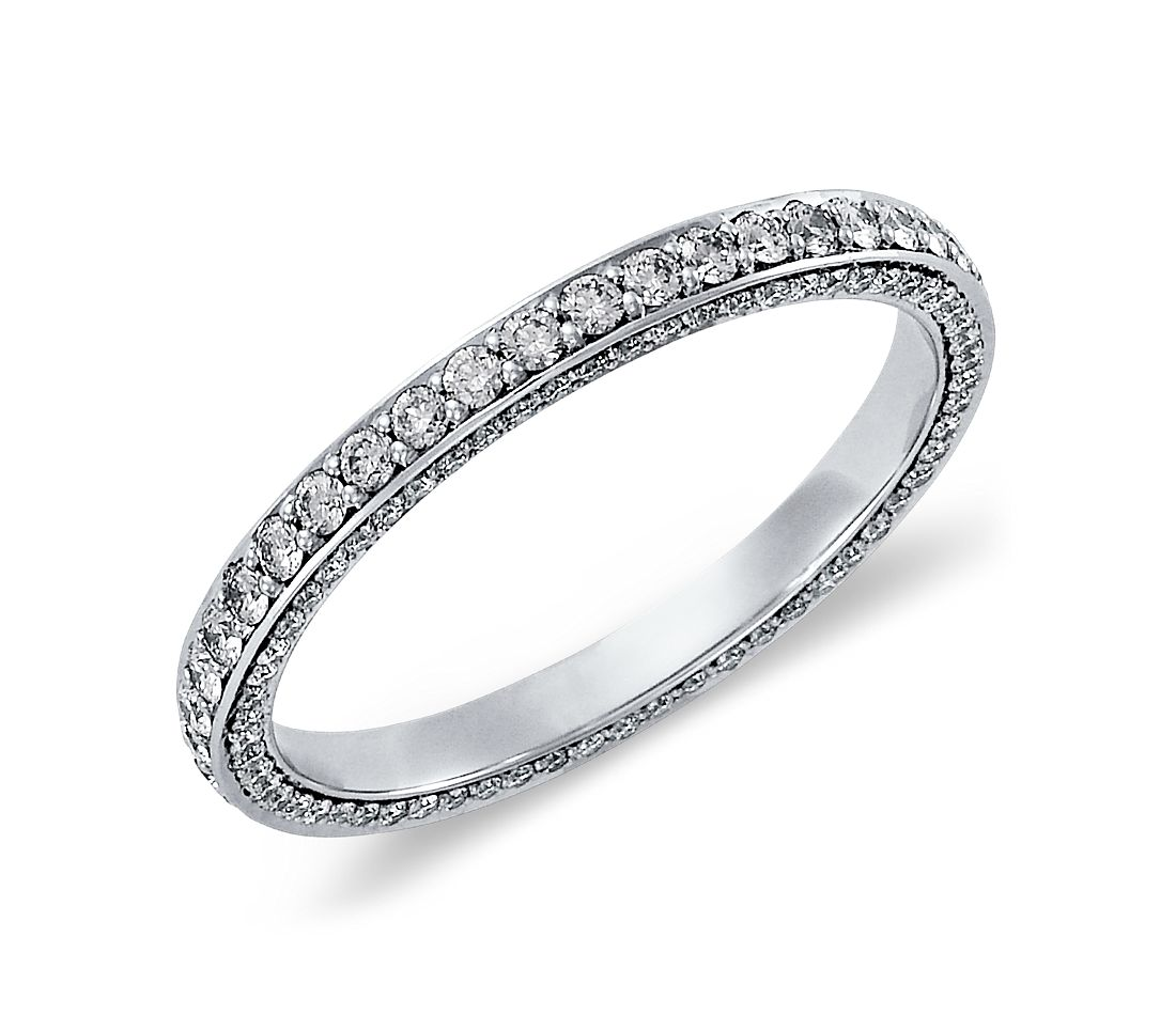 Classic Diamond Eternity Ring in Platinum, 5 ct. tw.