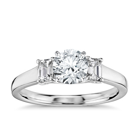 barbonne love mywedding finger platinum engagement ring on to jewellery lifetime a diamond for victor emerald cut rings