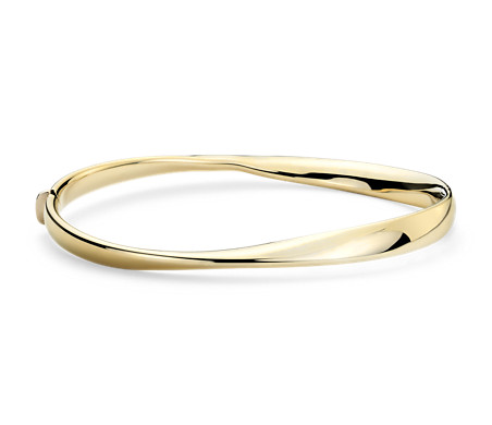 htm small a two band bangles bangle bracelets heart hearts twisted with gold double and