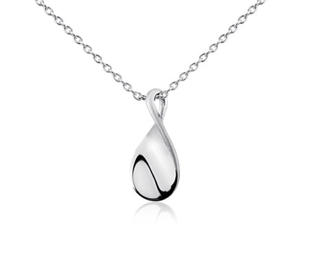 earring white pendant and tone set teardrop us silver necklace faux amp pearl