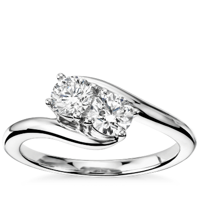 bague diamant solitaire or