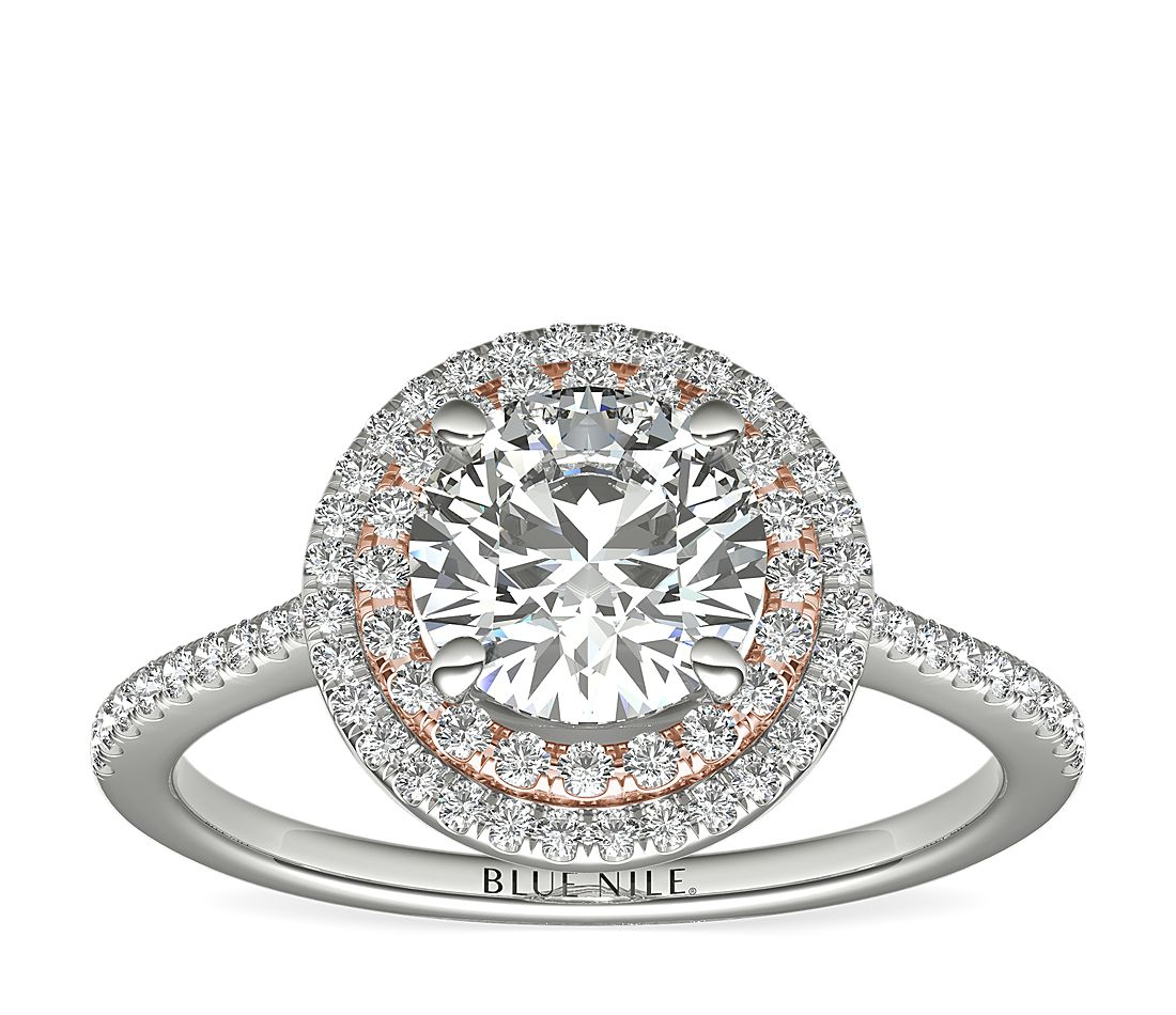 Rose Gold Engagement Rings Conflict Free