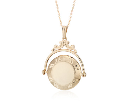for product chain d uk sterling heart small qvc diamond locket silver