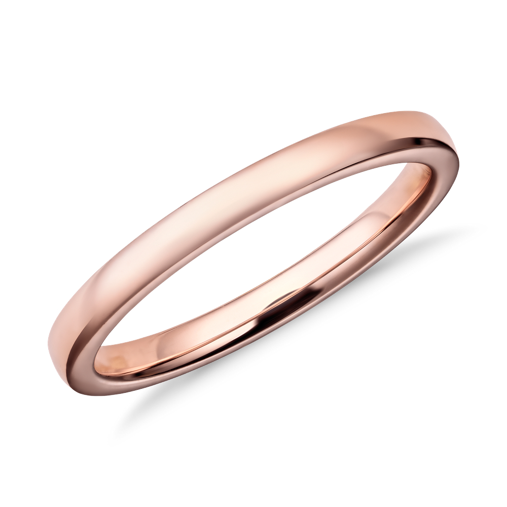 Comfort Fit Ring Wedding Rings Collection Frederick