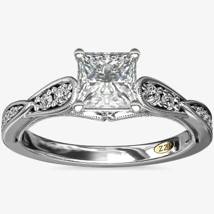 Zac Posen Engagement Ring
