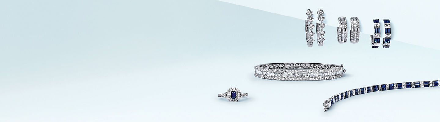 An assortment of fine jewellery.