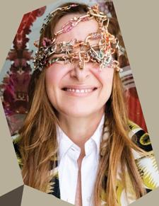 portrait photo of Marla Aaron
