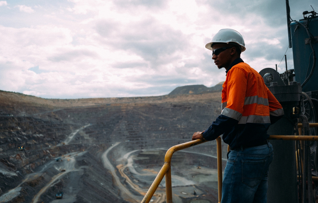 A Mining Engineers, Jwaneng, Debswana