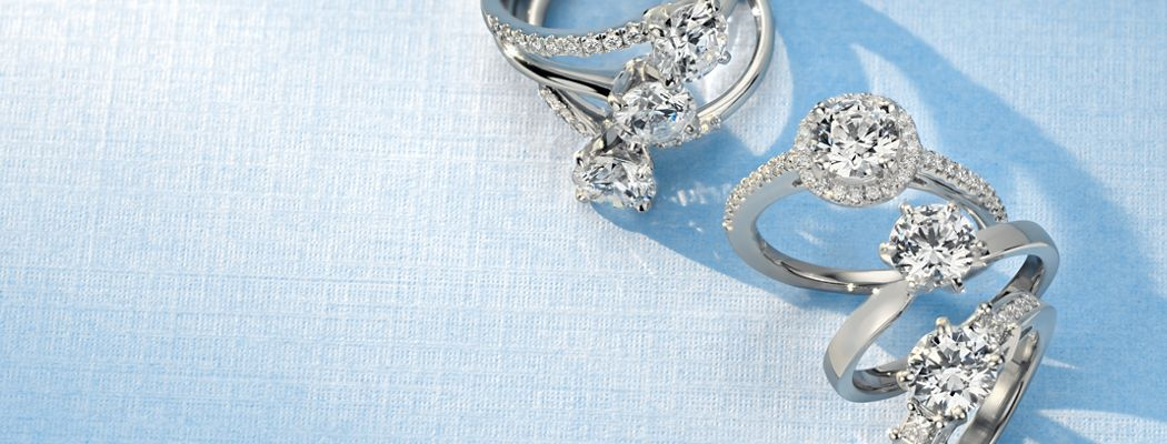 Chicago Diamond Engagement Rings At Blue Nile
