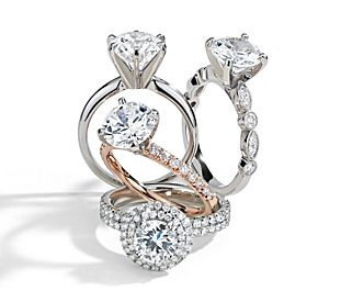 engagement ring collections - Picture Of Wedding Rings