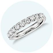 钻石结婚戒指