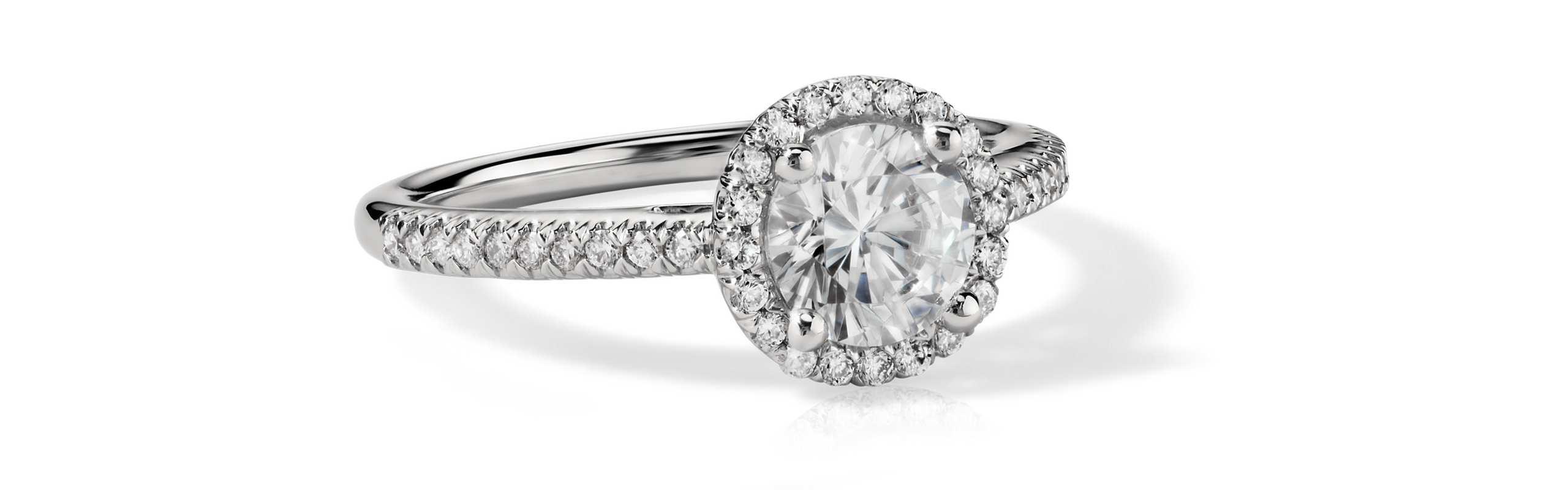 Preset Engagement Rings