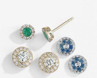 earrings - Wedding Rings Online